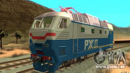 Lokomotiv ChS7-082 pour GTA San Andreas