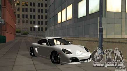 Porsche Cayman R für GTA San Andreas