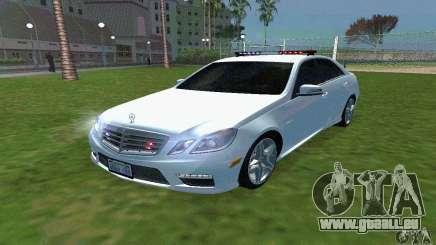 Mercedes-Benz E63 DPS pour GTA San Andreas