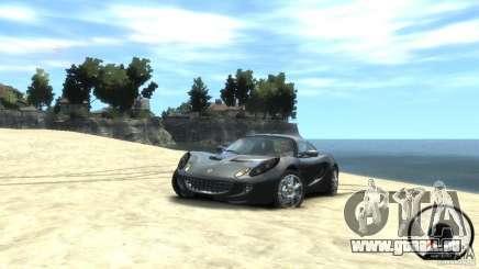 Lotus Elise v2.0 pour GTA 4