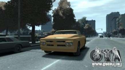 Slamvan pour GTA 4