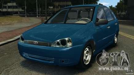 Kalina Vaz-1119 pour GTA 4
