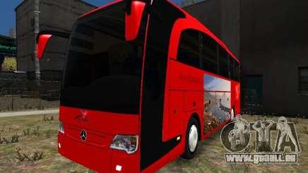 Mercedes Travego pour GTA 4