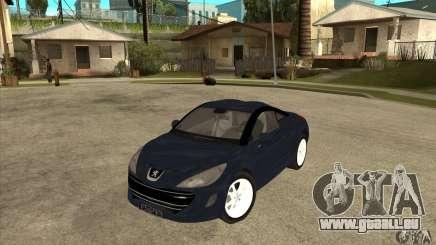 Peugeot RCZ 2011 pour GTA San Andreas