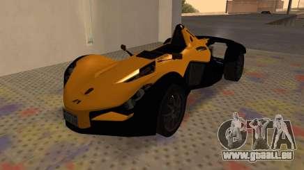 BAC Mono für GTA San Andreas