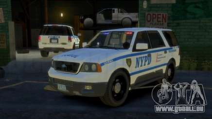 Ford Expedition Truck Enforcement pour GTA 4