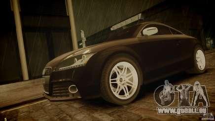 Audi TTS Coupe 2009 für GTA 4