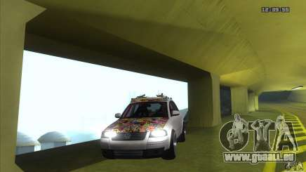 Volkswagen Passat B5.5 JDM für GTA San Andreas
