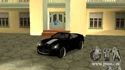 Ferrari California 2011 pour GTA San Andreas