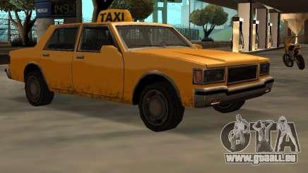 LV Taxi pour GTA San Andreas