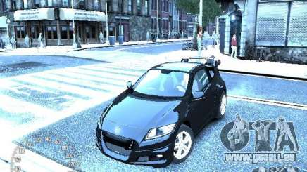 Honda Mugen CR-Z für GTA 4