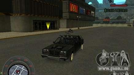 Le nouveau Greenwood pour GTA San Andreas