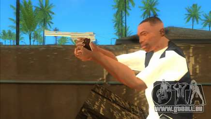 .44 Automag from TBOGT für GTA San Andreas