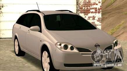 Nissan Primera Wagon für GTA San Andreas