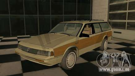 Oldsmobile Cutlass Cruiser 1993 pour GTA San Andreas
