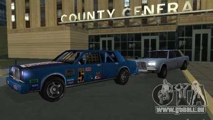GreenWood Racer pour GTA San Andreas
