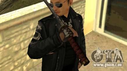 Remplacement peaux Yakuza pour GTA San Andreas