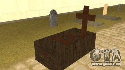 Jesus Kistenmobil für GTA San Andreas