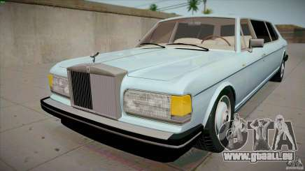 Rolls-Royce Silver Spirit 1990 Limo pour GTA San Andreas