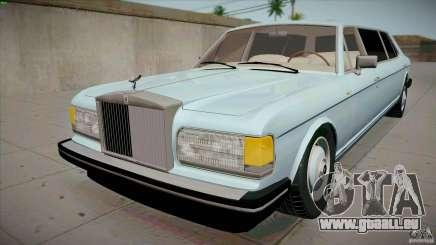 Rolls-Royce Silver Spirit 1990 Limo pour GTA San Andreas