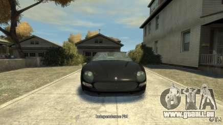 Maserati Spyder Cambiocorsa für GTA 4