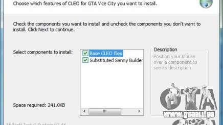 CLEO pour GTA Vice City
