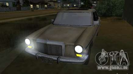 Mercedes-Benz von Call of Duty 4 für GTA San Andreas