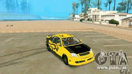INSETTA von FlatOut 2 für GTA San Andreas