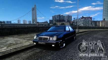 Mercedes-Benz E55 AMG pour GTA 4