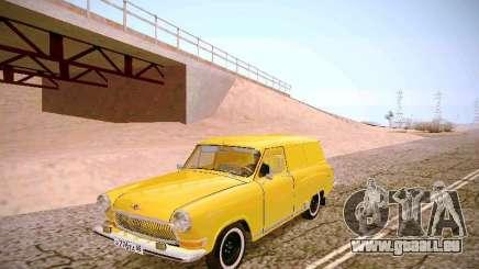Van de gaz 22 b pour GTA San Andreas