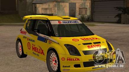 Suzuki Swift Rally für GTA San Andreas