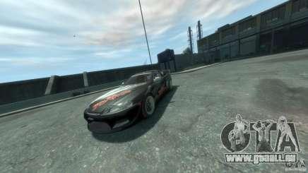 Toyota Soarer Tokage Crew für GTA 4