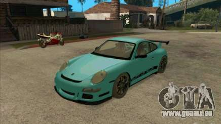 Porsche 997 GT3 RS für GTA San Andreas
