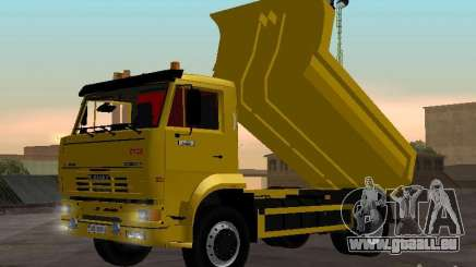 KAMAZ-53605-TAI Version 1.1 für GTA San Andreas