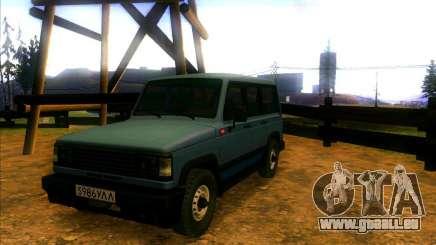 UAZ 3170 für GTA San Andreas