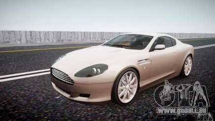 Aston Martin DB9 2005 V 1.5 pour GTA 4