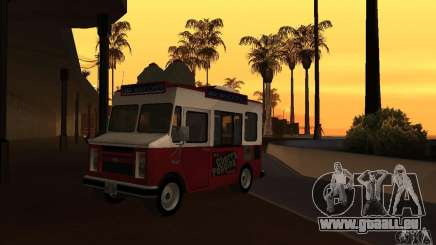 Chevrolet Forvard Control pour GTA San Andreas