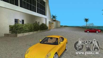 Ferrari 612 Scaglietti für GTA Vice City