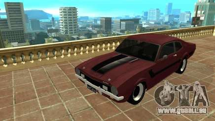 Ford Maverick GT 1977 pour GTA San Andreas