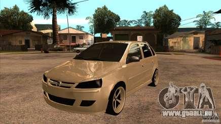 Opel Corsa Tuning Edition pour GTA San Andreas