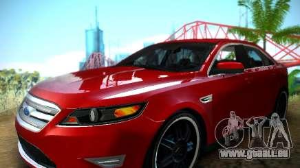 Ford Taurus SHO 2011 für GTA San Andreas