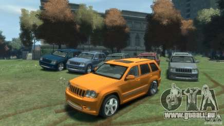 Jeep Grand Cherokee SRT8 für GTA 4