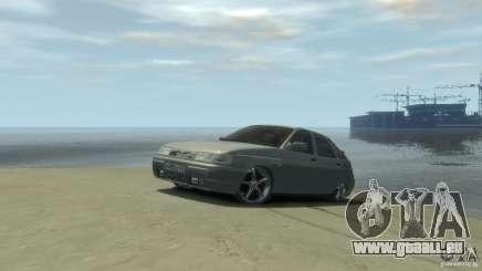 VAZ-2112 pour GTA 4