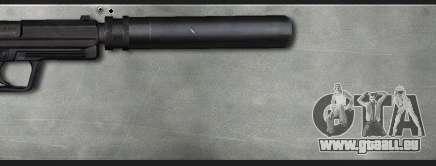 USP.45 SD pour GTA San Andreas
