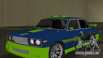 VAZ 2106 Tuning v3. 0 für GTA Vice City