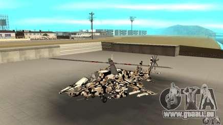 Hydra Hunter für GTA San Andreas