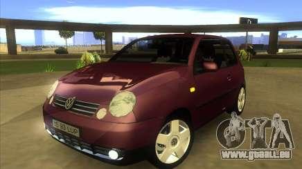 Volkswagen Lupo pour GTA San Andreas
