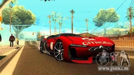 Citroen GT Gran Turismo pour GTA San Andreas