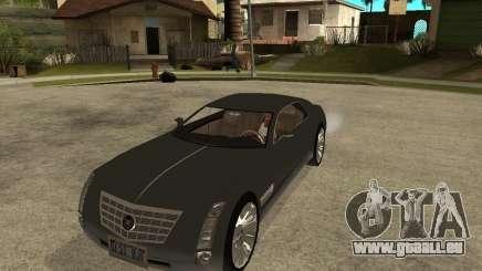 Cadillac Sixteen pour GTA San Andreas