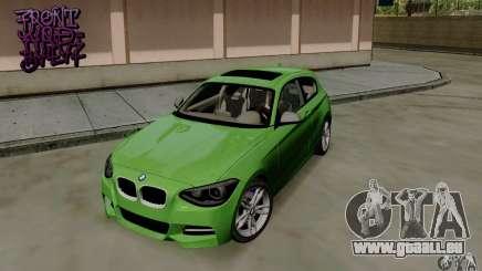 BMW M135i V1.0 2013 für GTA San Andreas